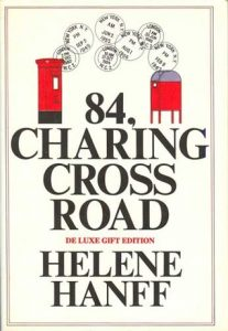 84 charing cross road by helene hanff literary gathering in madrid book club ciervo blanco