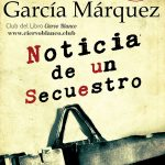 noticia de un secuestro tertulia literaria madrid gabriel garcía márquez ciervo blanco club del libro