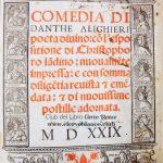 infierno divina comedia dante alighieri tertulia literaria madrid ciervo blanco club libro