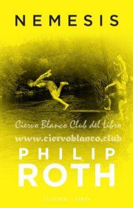 nemesis book discussion club philip roth madrid ciervo blanco