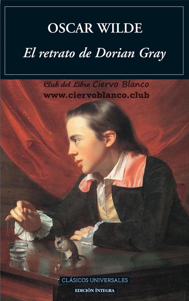 Tertulia literaria Madrid El Retrato de Dorian Gray Oscar