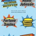 fortune smiles adam johnson book discussion madrid club ciervo blanco
