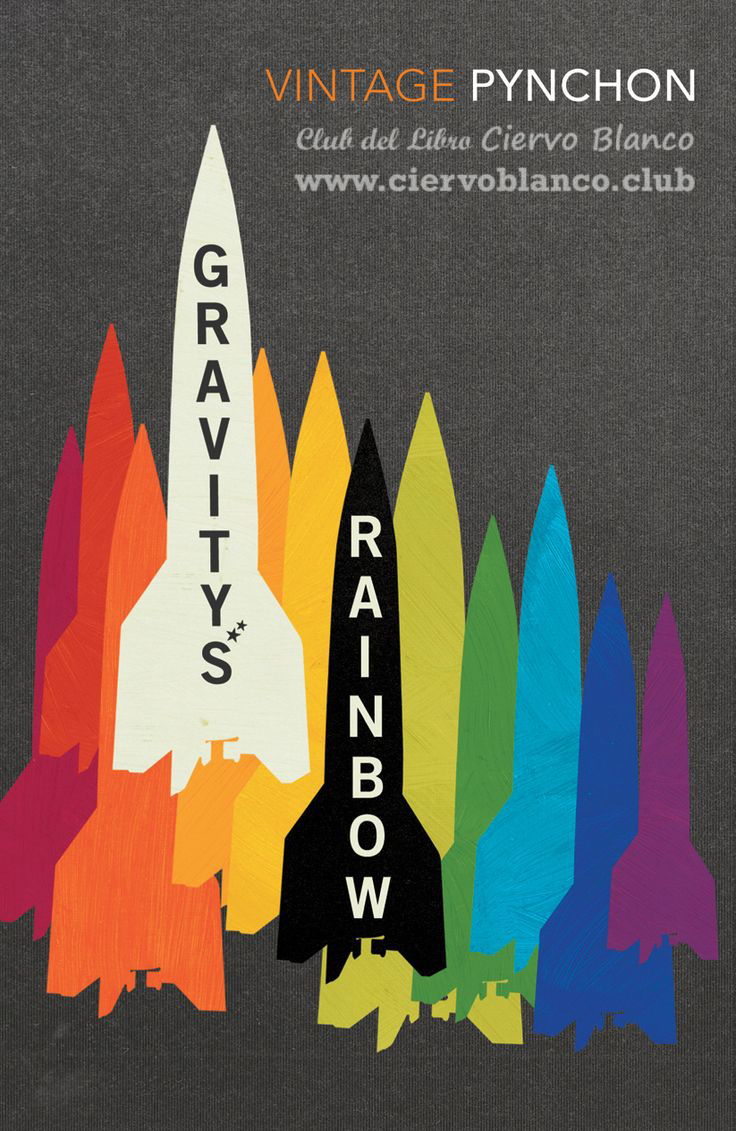 gravity's rainbow thomas pynchon book discussion madric club ciervo blanco