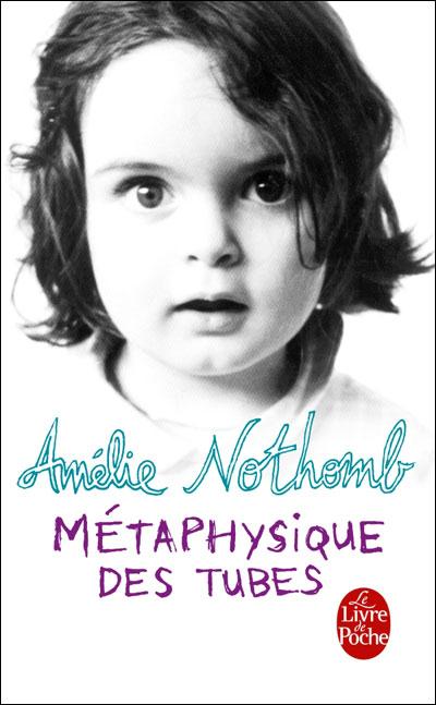 Métaphysique des tubes Amélie Nothomb tertulia literaria madrid club libro ciervo blanco