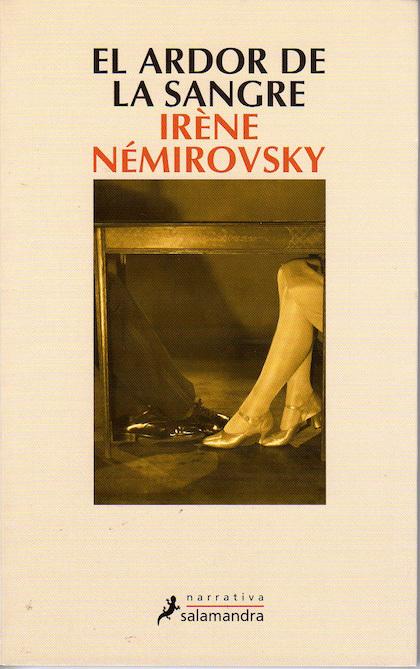 ardor de la sangre irene nemirovsky tertulia literaria madrid gratis club libro ciervo blanco
