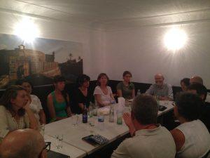 La carretera cormac mccarthy - club de lectura ciervo blanco - tertulias literarias en madrid