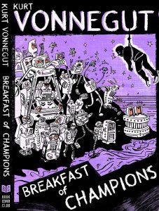 breakfast of champions by kurt vonnegut book club madrid ciervo blanco literary gatherings