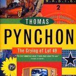 La subasta del lote 40 de thomas pynchon - Club de Lectura Ciervo Blanco - Tertulia Literaria en Madrid