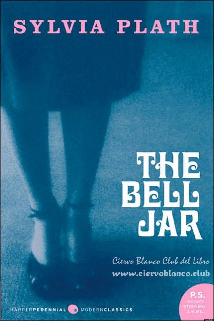 the bell jar book discussion madrid sylvia plath reading club ciervo blanco