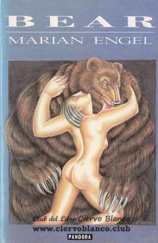 book reading discussion madrid bear marian engel club ciervo blanco