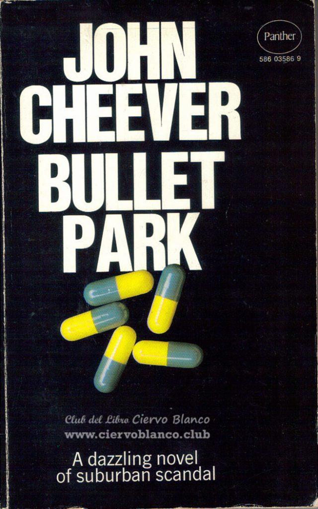 tertulia literaria madrid bullet park john cheever club libro ciervo blanco