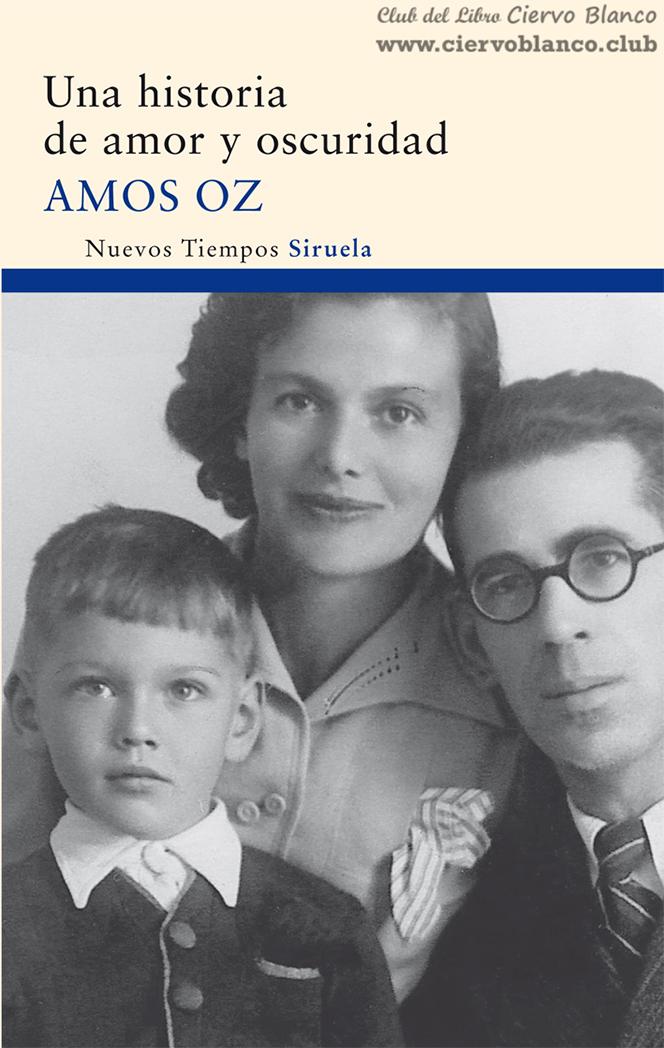tertulia literaria madrid historia amor oscuridad amos oz club libro ciervo blanco