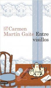 entre visillos carmen martin gaite tertulia literaria madrid club libro ciervo blanco
