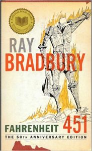 fahrenheit 451 ray bradbury book discussion novel madrid club ciervo blanco