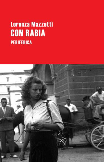 con rabia lorenza mazzetti tertulia literaria madrid gratis club libro novela ciervo blanco