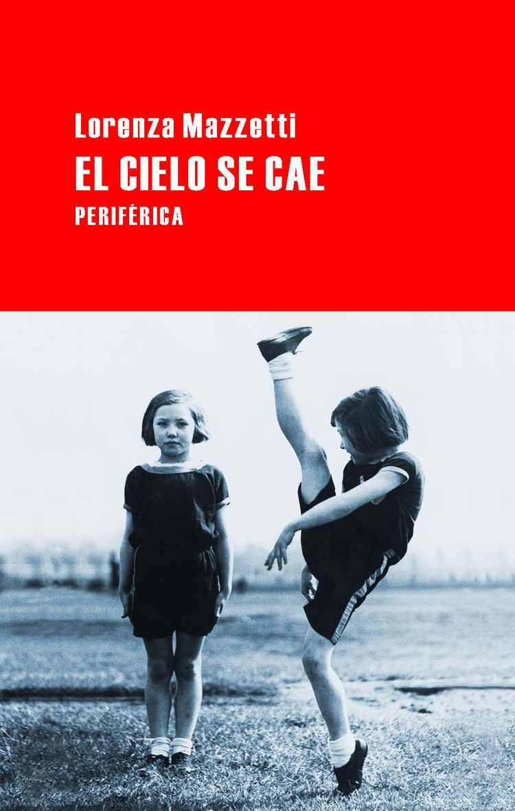 el cielo se cae lorenza mazzetti tertulia literaria ciervo blanco club lectura madrid novela gratis