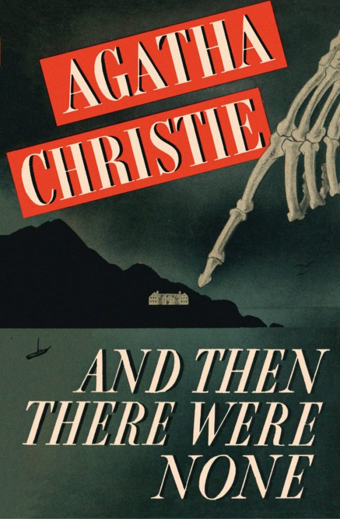 and then there were none agatha christie book discussion free book club ciervo blanco madrid