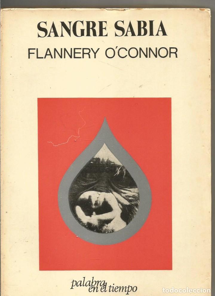 sangre sabia flannery o'connor tertulia literaria gratis madrid club libro ciervo blanco novela