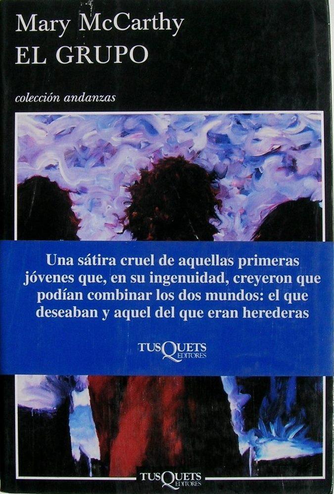 el grupo mary mccarthy tertulia literaria madrid gratis club libro ciervo blanco lectura