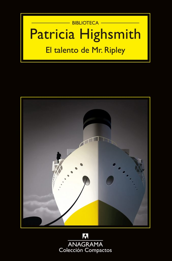 talento mr ripley patricia highsmith tertulia literaria gratis madrid club libro ciervo blanco lectura