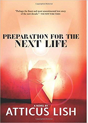 preparaton for the next life atticus lish book discussion english madrid novel book club