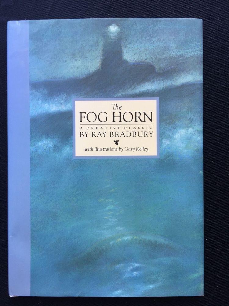 the-fog-horn-ray-bradbury-book-discussion-club-novel-short-story-ciervo-blanco