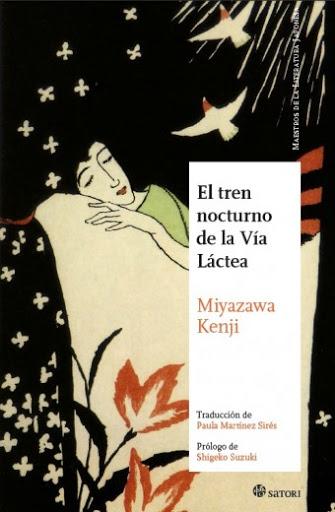 tren nocturno via lactea miyazawa kenji tertulia literaria gratis libro lectura club ciervo blanco