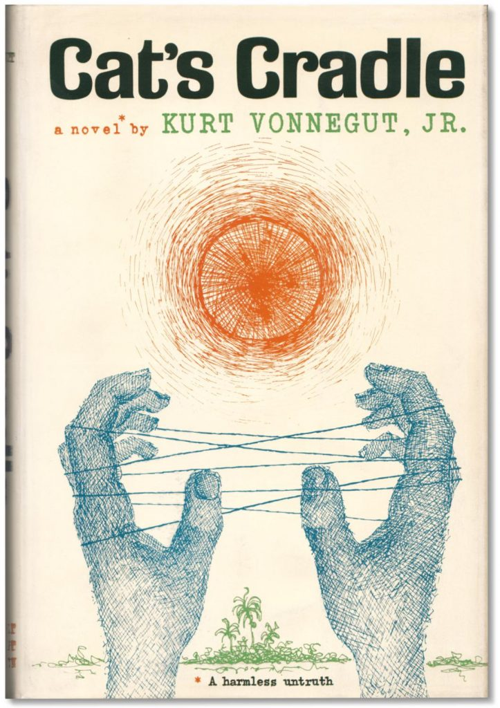cats-cradle-kurt-vonnegut-book-club-discussion-english-novel-ciervo-blanco-reading
